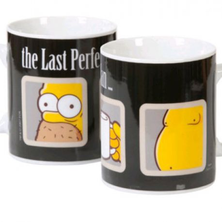 HRNEK KERAMICKÝ The Last Perfect Man Simpsnovi / The Simpsons 320 ml