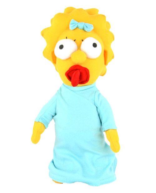 Velká Plyšová Hračka Maggie Simpsnovi / The Simpsons