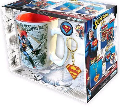 Dárkový Set Hrnek Superman Dc Comics