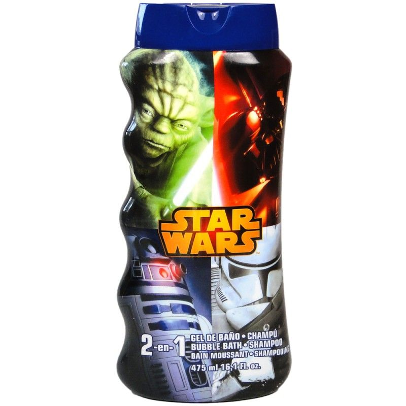 Star Wars 2v1 šampon a pěna do koupele
