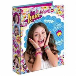 Pořadač Soy Luna  Fun Smile A5