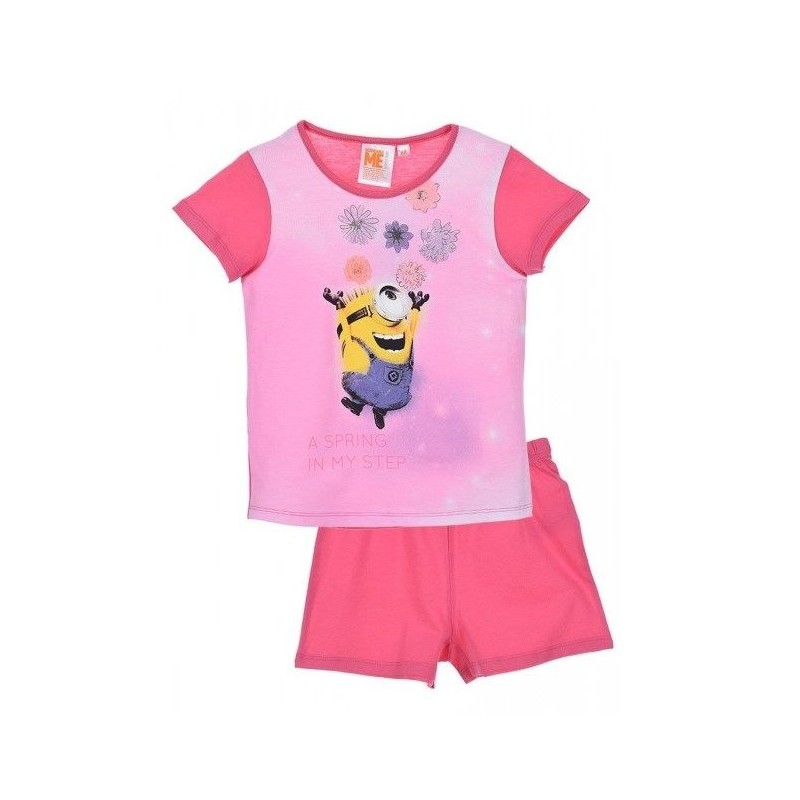 Dívčí pyžamo Mimoni