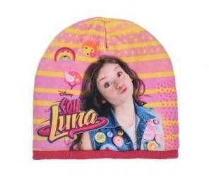 Dívčí podzimní / zimní Čepice Soy Luna Kiss