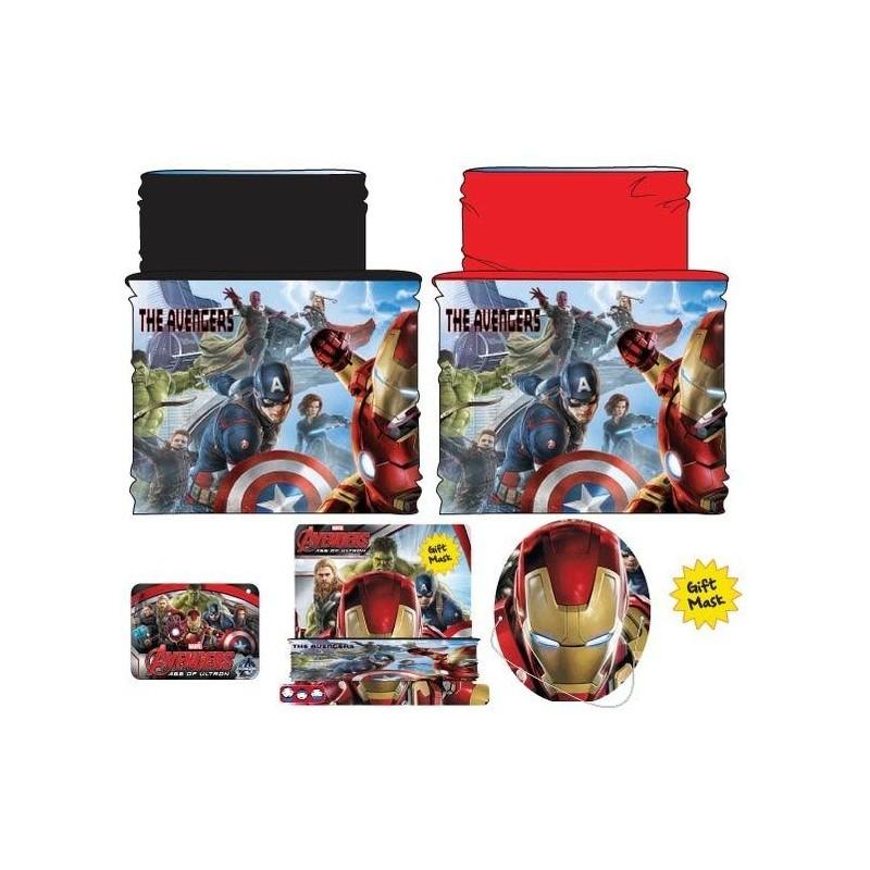 Fleecový nákrčník Avengers