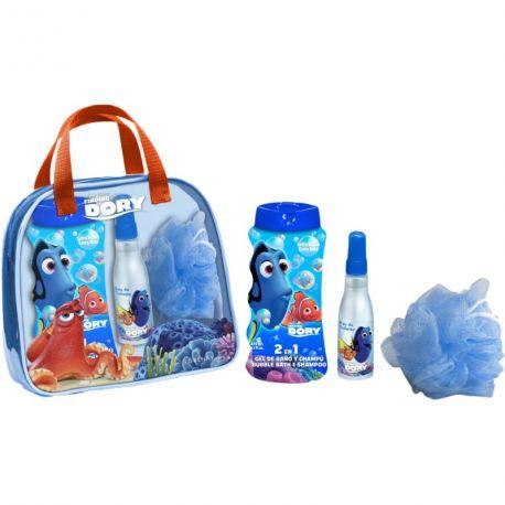 Hledá se Dory set žíňka + voňavka + 3v1 šampon, kondicioner a sprchový gel