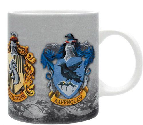 Hrnek Keramický Harry Potter The 4 Houses 320 Ml