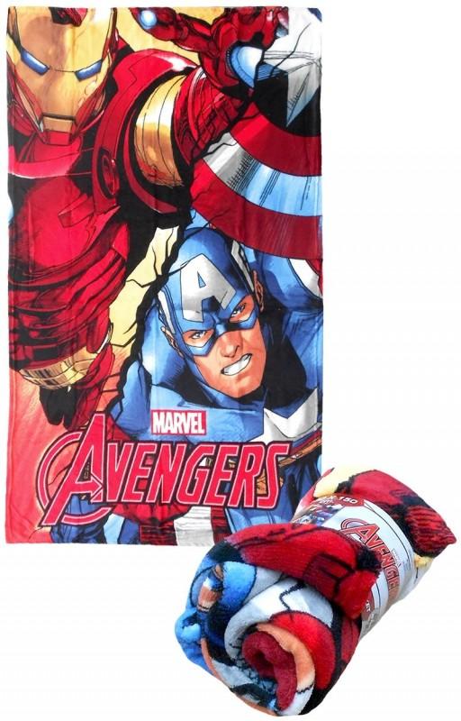 Fleesová deka Avengers