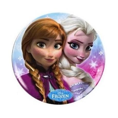 Plastový talířek pro holky Frozen
