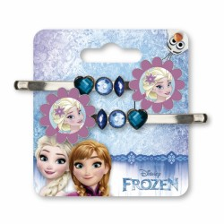 Sada sponek do vlasů Frozen Elza