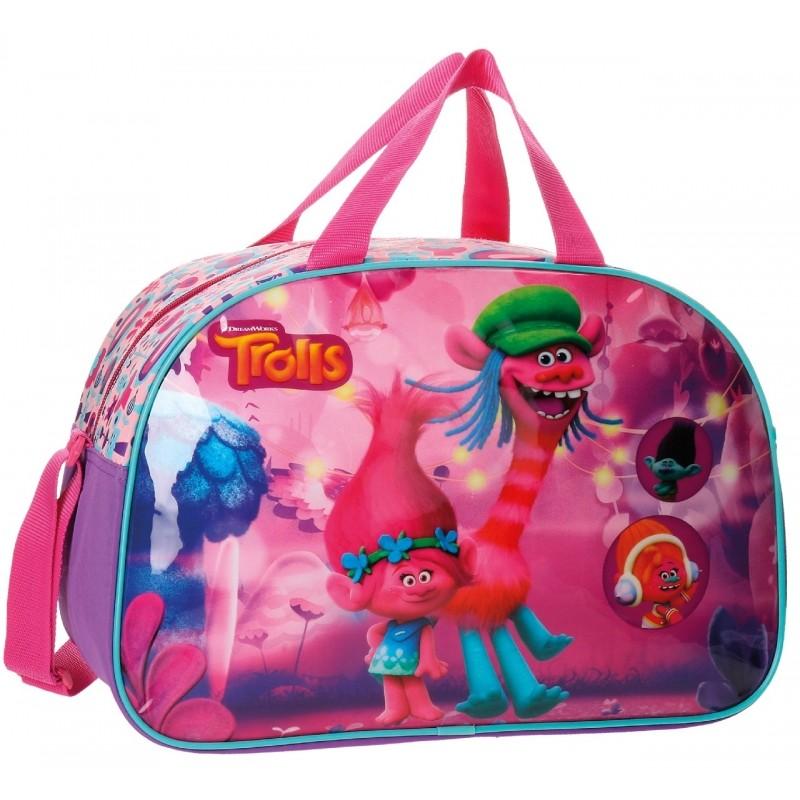 Cestovní Taška Trollové Pink a6a869230e