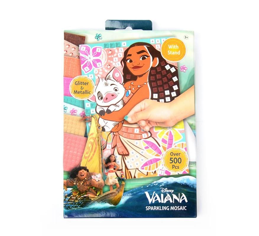Mozaika pro děti Odvážná Vaiana