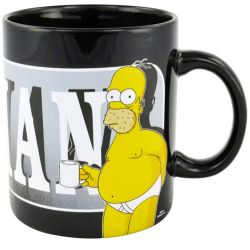Hrnek Velký Keramický Simpsnovi / The Simpsons Homer Last Perferct  850 Ml