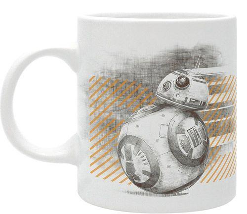 Hrnek Keramický Star Wars 320 Ml Bb-8  Bílý