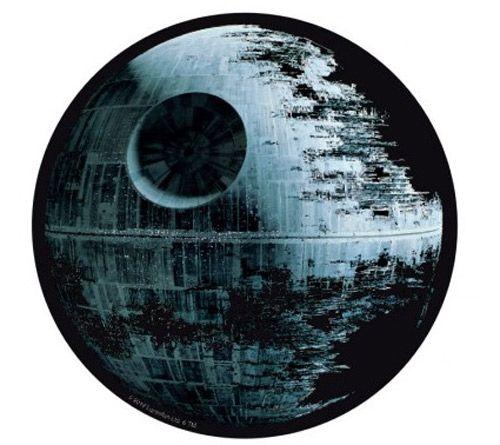 Podložka Pod Myš Star Wars Death Star 21,5 Cm