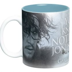 Hrnek Velký Hra O Trůny / Game Of Thrones 460 Ml You Know Nothing Jon Snow