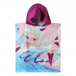 Dětské pončo Frozen Elza