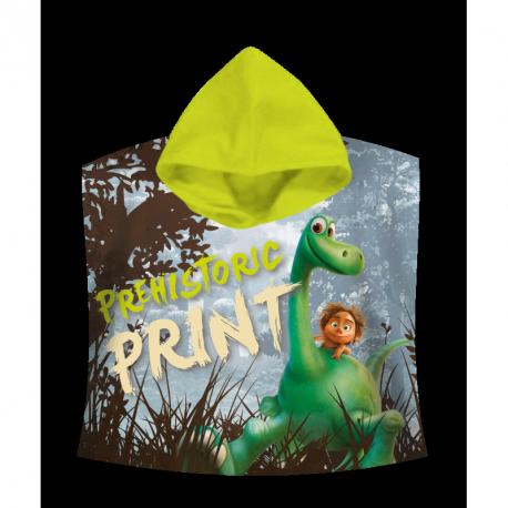 Dětské pončo Hodný Dinosaurus