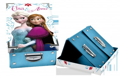 Krabice Frozen Elsa a Anna