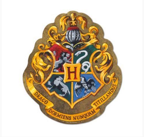 Podložka Pod Myš Harry Potter Logo Bradavic 23 X 19,5 Cm