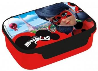Krabička na svačinu do školy Ladybug