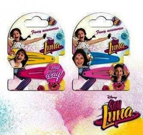 Sponky do vlasů Soy Luna