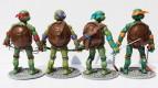 Figurka Želvy Ninja Fialová Donatello