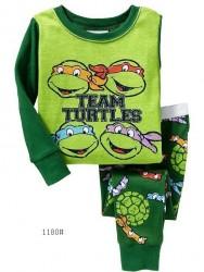 Dětské pyžamo Želvy Ninja