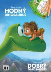 Omalovánka A5 Hodný Dinosaurus