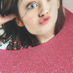 Dívčí růžová kšiltovka se třpytivým kšiltem Soy Luna 53cm