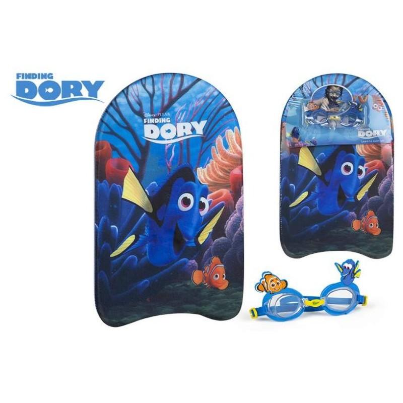 Plovací Deska + Potápěčské Brýle Hledá Se Dory