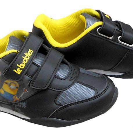 Sportovní boty / tenisky Mimoni Le Buddies černé vel. 24