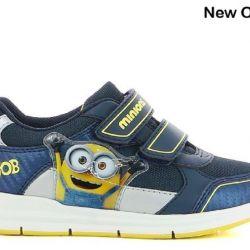 Sportovní boty / tenisky Mimoni Bob tm. modré vel. 29