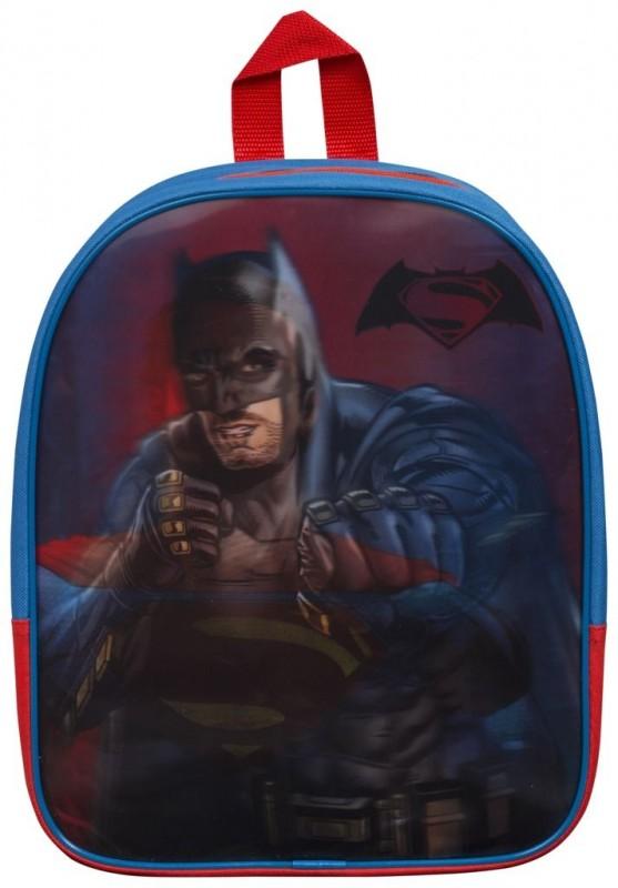 Chlapecký Batoh Modro červený Batman Vs Superman 16ace998c0