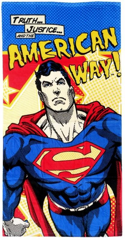 Letní Plážová Osuška American Way Superman