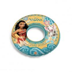 Nafukovací Kruh Vaiana Modrý 50 Cm