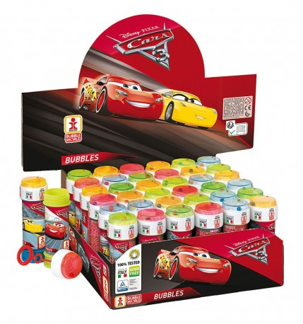 bublifuk Auta - Cars 60ml