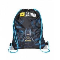 Sportovní Taška / Gym Bag Lego Batman Černá / vecizfilmu