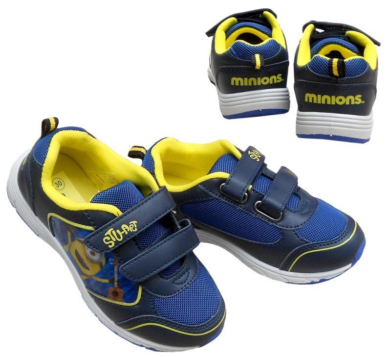 Sportovní Boty   Tenisky Mimoni Modré Vel. 24 - 32 c8e4503d1e