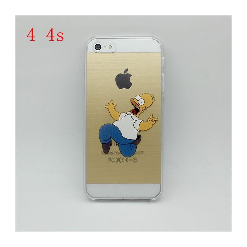 Zadní Kryt Pro Iphone - Simpsonovi 0b87b07125e
