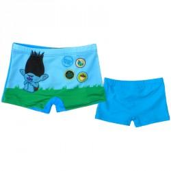 Chlapecké plavky modré Trollové / Black Friday