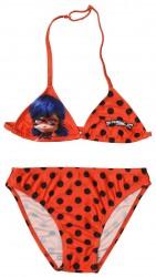 Dvojdílné Plavky Miraculous Ladybug / Zázračná Beruška