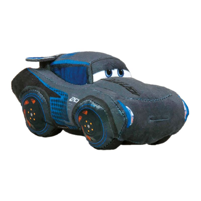 Plyšové Auto Auta / Cars 3 Jackson Storm 20 Cm