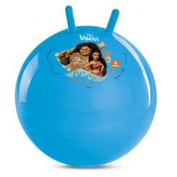 Skákací míč Vaiana 45 - 50 cm modrý