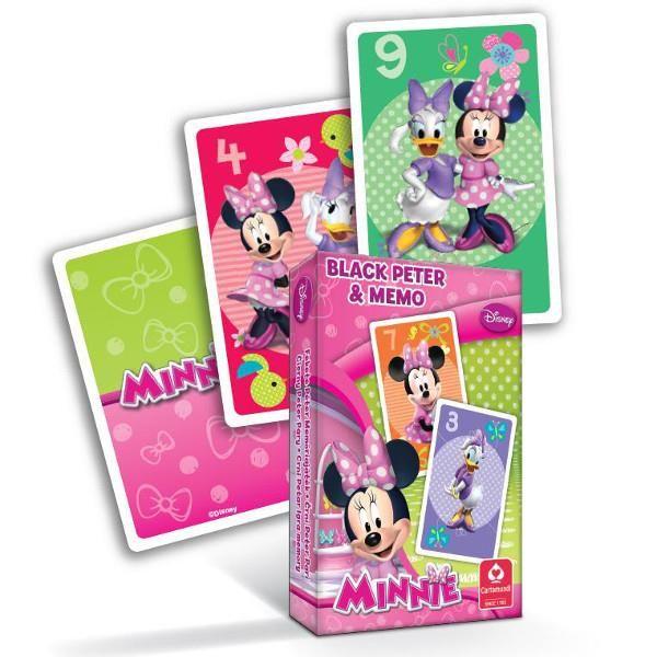 Karty Černý Petr Minnie Mouse