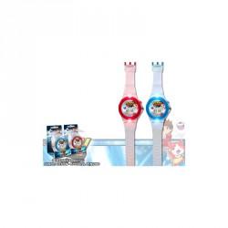 Digitální Hodinky s LED Světlem Yo-Kai Watch / vecizfilmu