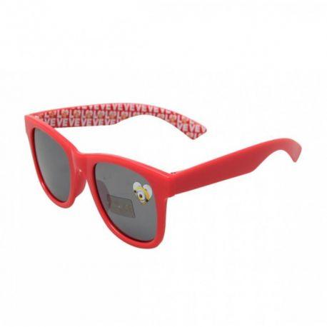 Sluneční brýle Mimoni UV 400 červené