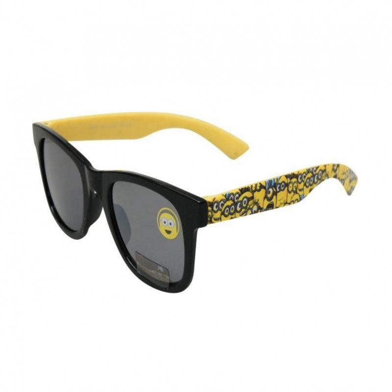 Sluneční Brýle Mimoni Uv 400 Žluto Černé