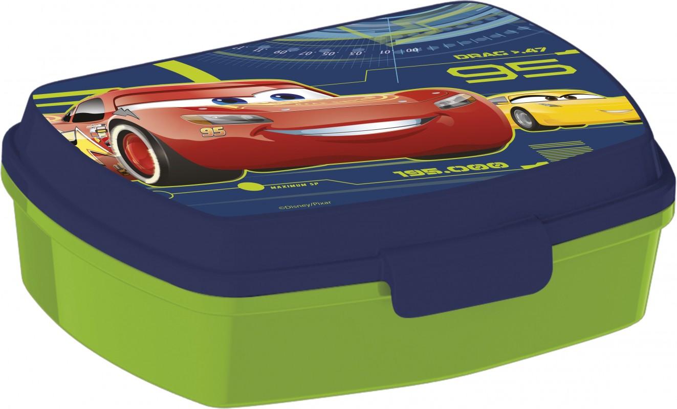 Krabička na svačinu Blesk McQueen Cars