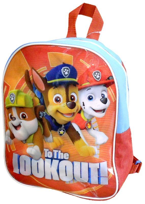 Dětský Batoh Paw Patrol   Look 29 Cm c7af66c7e5