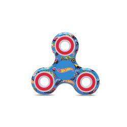 Fidget Spinner Hot Wheels Modrý
